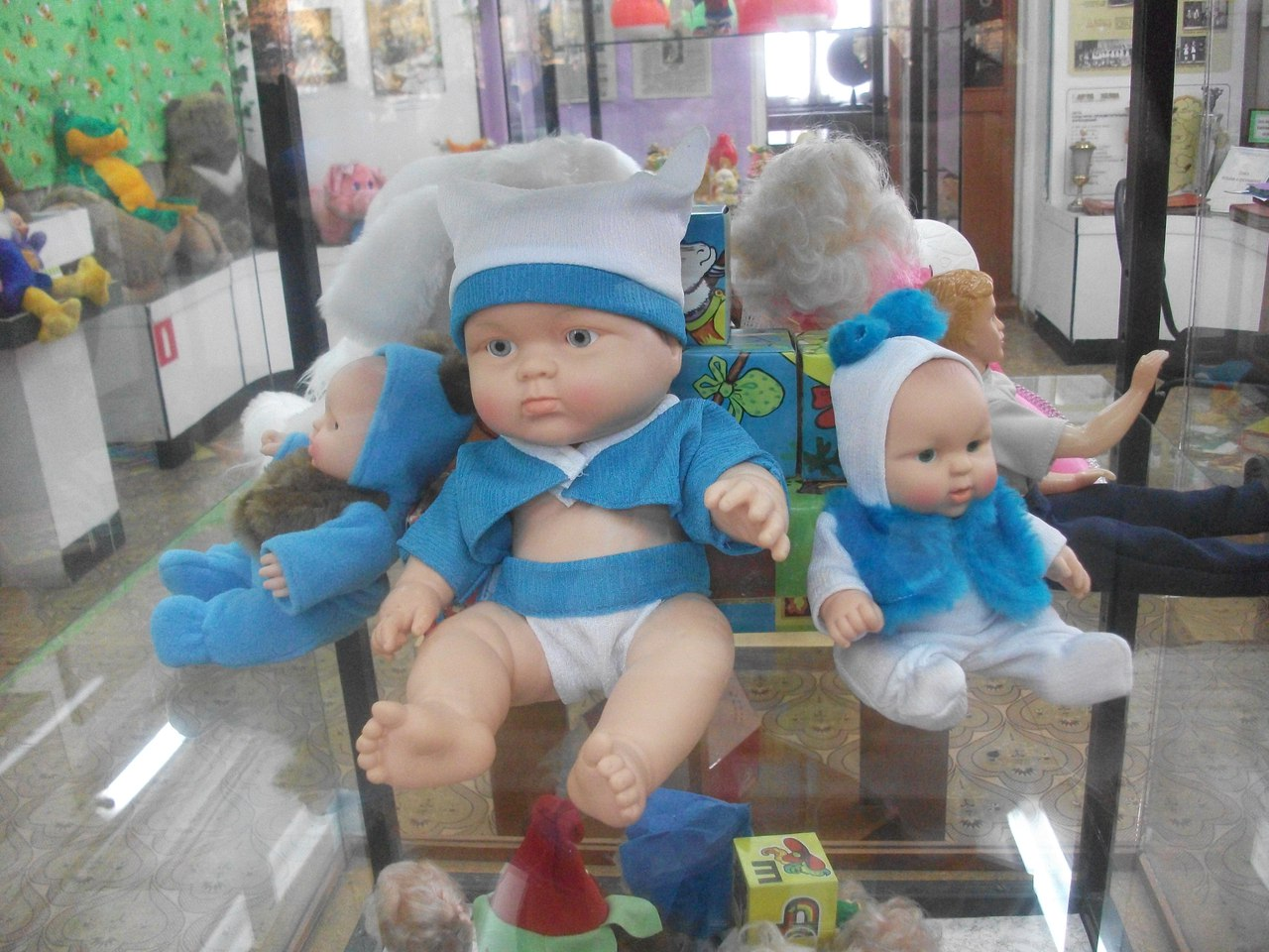 мир игрушки